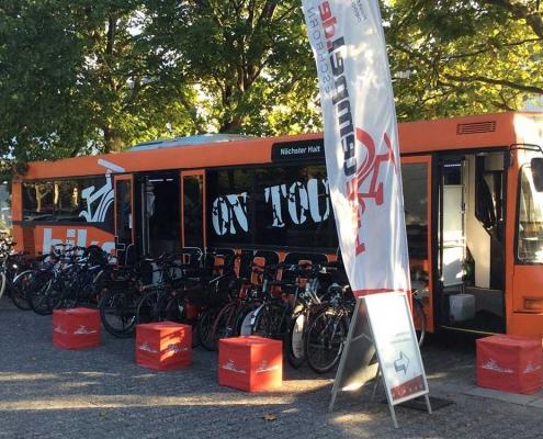 startup-biketempel-Fahrrad