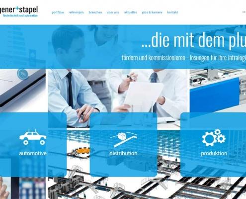 Wegener-Stapel-Kommissioniersysteme